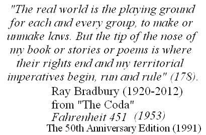 Bradbury quote image 1