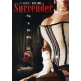 Surrender DVD imge